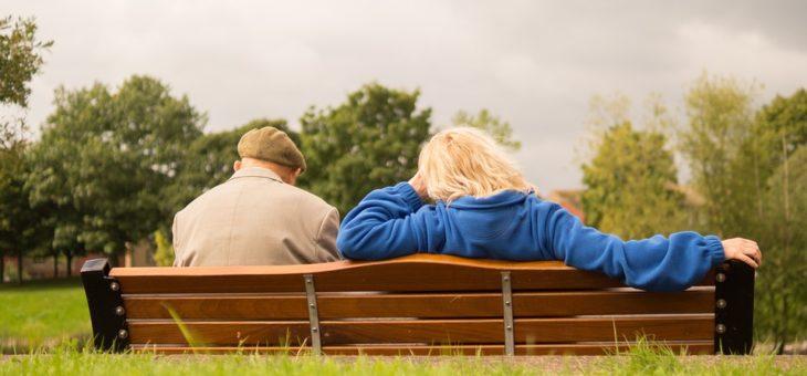 Infographie: les seniors et le bienvieillir